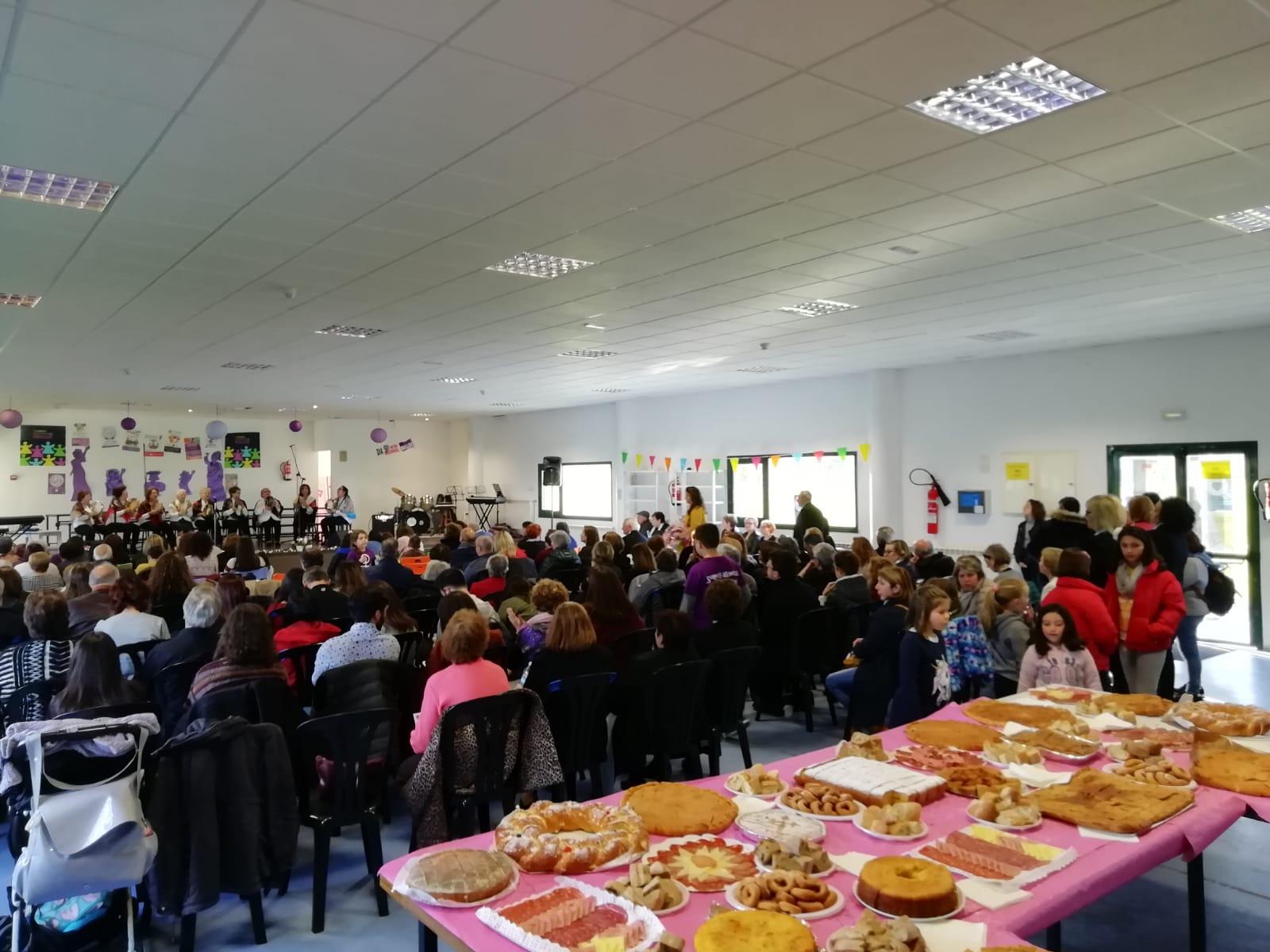 MANIFESTO FESTA DAS MULLERES