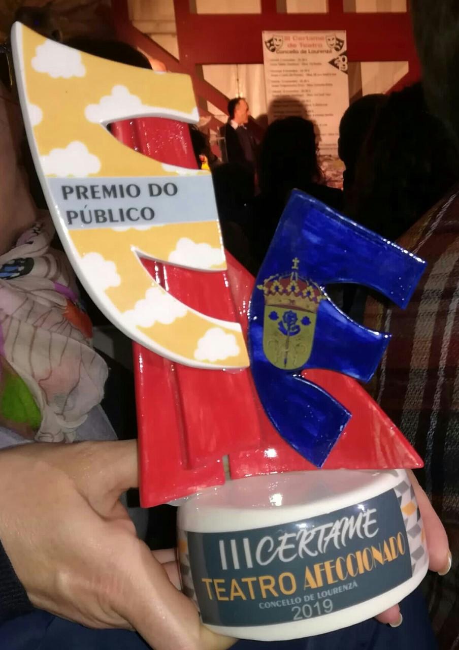 Martabelas recibe o Premio do Público outorgado polo concello de Lourenzá