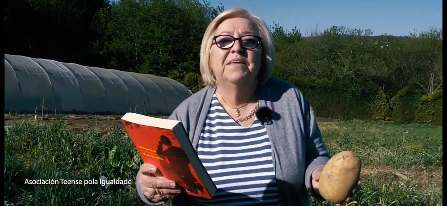 A nosa Asociación participa nun vídeo conmemorativo do Día do Libro