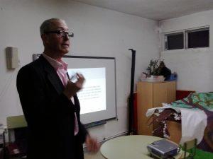 Conferencia Mediacion Rogelio Pérez