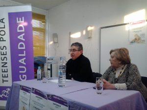 Conferencia la destrucción del Sistema Público de Justicia