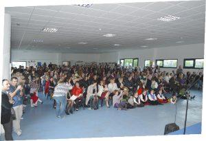 Un 8 de marzo festivo y participativo