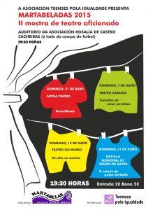 Martabeladas II Mostra de Teatro Aficionado