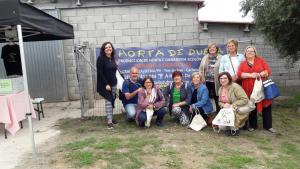 Visita á Horta Ecoloxica Dubra