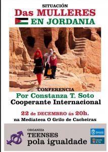 Conferencia As Mulleres en Jordania